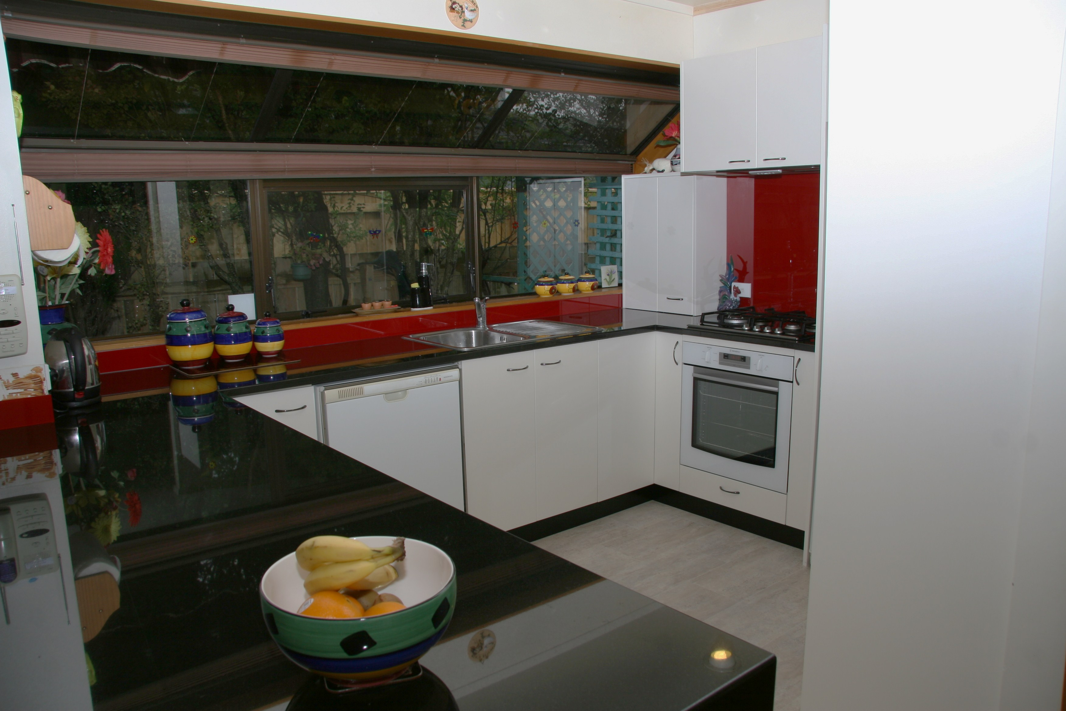 Glass Splashbacks Kitchens Wellington